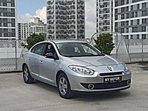 MYMOTORS TAN FLUENCE EXTREME EDİTİON 2012 OTOMATİK DEĞİŞENSİZ Renault Fluence 1.5 dCi Extreme Edition