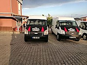 NURDAĞI SEFA OTO 2 ADET 2010 350 PANELVAN Ford Transit 350 L