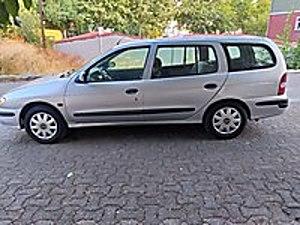 99MODEL STW MEGANE1 SIRALI SISTEM LPG LI TEMIZ BAKIMLI ARAC Renault Megane 1.6 RTE