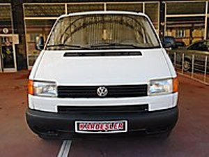 KARDEŞLER VOLSWAGEN TRANSPORTER 2.5 TDİ CİTY VAN Volkswagen Transporter 2.5 TDI City Van