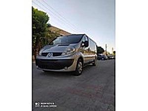 2011 TRAFİC 2.0dci KLİMALI UZUN ŞASE 230binde ARKASI İZOLASYONLU Renault Trafic 2.0 dCi Grand Confort
