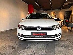 POWERTECH 2016 PASSAT 1.6 TDİ HİGHLİNE Volkswagen Passat 1.6 TDI BlueMotion Highline