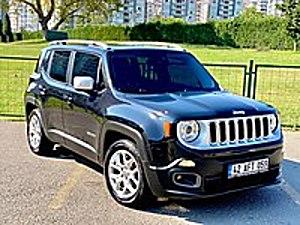 2015 CAM TAVAN KOLTUK ISITMA ŞERİT TAKİP ANAHTARSIZ ÇALIŞTIRMA Jeep Renegade 1.6 Multijet Limited