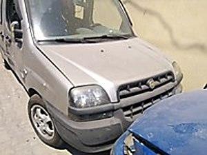 DOBLO 1.9 JTD HURDA BELGELİ Fiat Doblo Combi