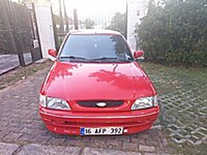 1995 FORD ESCORT 1.6 CLK KLİMALI LPG TEMİZ VE BAKIMLI ARAÇ Ford Escort 1.6 CLX