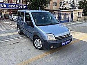2009 MODEL FORD CONNECT 90 LIK DELÜX ÇİFT SÜRGÜ 218.000 DE Ford Tourneo Connect 1.8 TDCi Deluxe