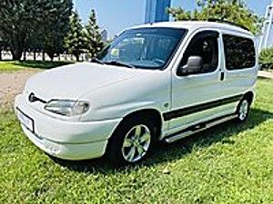 2000 model HUSUSİ OTOMOBİL RUHSATLI Peugeot Partner 1.9 D