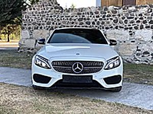 AKDENİZ AUTODAN HATASIZ BOYASIZ FULL EXTRALI AMG Mercedes - Benz C Serisi C 180 AMG 7G-Tronic