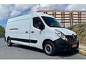 HATASIZ 2 ADET 2017 MASTER UZUN ŞASE 13M3 FRİGO PANELVAN    Renault Master 2.3 L3H2  13 m3