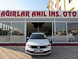 AĞIRLAR ANIL OTOMOTİV DEN 2015 VOLKSWAGEN JETTA 1.2 TSI Volkswagen Jetta 1.2 TSI Trendline