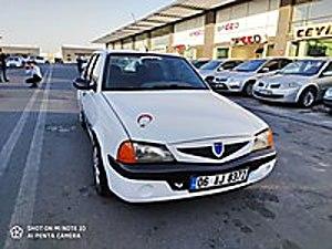 Ceylin otomotiv den LPG li işli muayene yeni yapıldı Dacia Solenza 1.4 Comfort