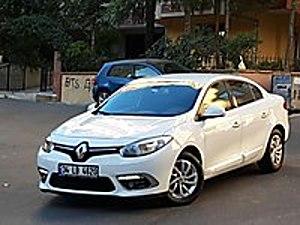SERVİS BAKIMLI DEĞİŞEN SİZ HASAR KAYITSIZ ORJİNAL OTOMOTİK Renault Fluence 1.5 dCi Icon