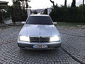 1995 MERCEDES C180 ELAGANCE 1.8 122 HP TEMZİ VE BAKIMLI ARAÇ Mercedes - Benz C Serisi C 180 Elegance