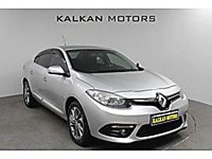 TAMAMINA KREDİLİ PEŞİNATSIZ Renault Fluence 1.5 dCi Icon