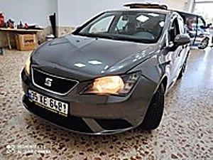 2016 MODEL TERTEMIZ ORJINAL AZ YAKAN AILE ARACI Seat Ibiza 1.2 TSI Reference