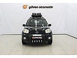 GÜVEN OTO DAN 2004 RAV4 2.0 OTOMATİK SUNROOF LU 173.000 KM Toyota RAV4 2.0