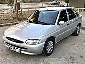 1997 FORD ESCORT CLX 1.6 16 VALF KLİMALI Ford Escort 1.6 CLX