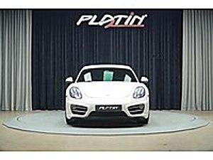 BAYİ 2014 PORSCHE CAYMAN 2.7 PDK ISITMA CRUISE F1 HATASIZ Porsche Cayman Cayman