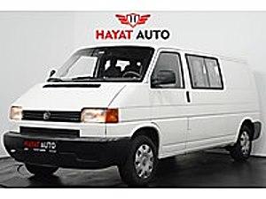 ARACIMIZ DEĞİŞENSİZ OLUP BEL ALTI BOYALIDIR.2.5 MOTOR CİTY VAN Volkswagen Transporter 2.5 TDI City Van
