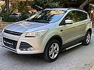 2013 KUGA 1.6 4X4 TREND X OTOMATİK VİTES SADECE 65.000KM DE Ford Kuga 1.6 EcoBoost Trend X