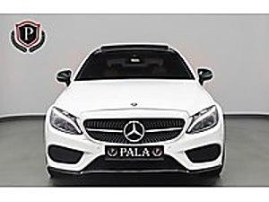 PALA OTO   2016 AMG CAM TAVAN İÇİ TABA HAFIZALI KOLTUK G.GÖRÜŞ Mercedes - Benz C Serisi C 180 AMG 7G-Tronic