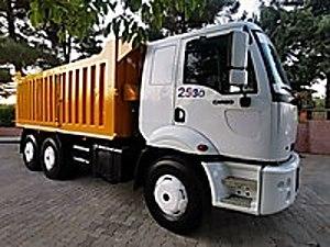 ORJİNAL 186 BİN KM DE 2006 DİJİTAL KLİMALI CİYERLİ DEFRANSİYEL Ford Trucks Cargo 2530 D