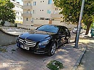 BOYASIZ 2012 MODEL CLS 350 4 MATIC INNOVATİON SPORT BAYİ ÇIKIŞLI Mercedes - Benz CLS 350 CDI Innovation Sport