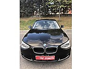 2014 model MAKYAJLI KASA BMW 1.16D FULL BORUSAN BAKIMLI BMW 1 Serisi 116d ED EfficientDynamics