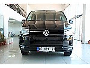 2016 CARAVELLA 2.0 TDİ BMT CONFORTLİNE TİPTRONİC HATASIZ Volkswagen Caravelle 2.0 TDI BMT Comfortline