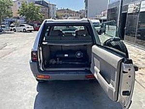 2001 MODEL 1.8 LPG Lİ HATASIZ BOYASIZ TR DE TEK ÇOK TEMİZ Land Rover Freelander 1.8 HSE