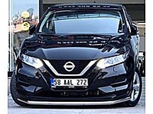 OTOMONİ-BOYASIZ DEĞİŞENSİZ TRAMERSİZ SADECE 8000KM.DE QASHQAİ Nissan Qashqai 1.6 dCi Visia