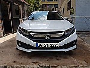 YAĞMUR OTODAN 2020 MODEL CİVİK ECO ELAGANS OTOMATİK Honda Civic 1.6i VTEC Eco Elegance