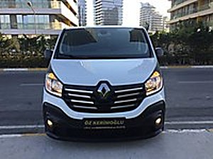 Özkerimoğlu Otomotiv 2017 RENOO TRAFFIC 1.6 G.C 115 6m3 FATURALI Renault Trafic 1.6 dCi Grand Confort