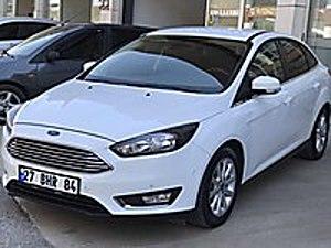 BOYASIZ İLK SAHBİNDEN 42 BİN KM DE Ford Focus 1.6 TDCi Titanium
