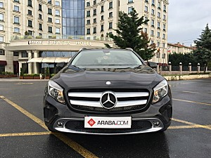 2014 Model 2. El Mercedes GLA 200 Urban - 71000 KM