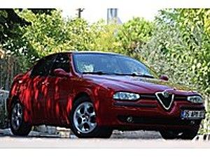 İPEK OTO GÜVENCESİ İLE 156 2.0 16V TwinSpark Distinctive Selespe Alfa Romeo 156 2.0 TS Distinctive