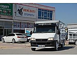 DENİZATI OTOMOTİV DEN 2004 MODEL BAKIMLI BOXER FIAT DUCATO 2800DC