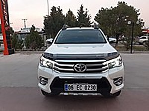 HAKKI OTO DAN HATASIZ BOYASIZ TOYOTA HİLUX 4X4 Toyota Hilux Hi-Cruiser 2.8 4x4