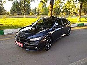 MAKYAJLI KASA2019 HONDA CİVİC ECO EXECUTİVE27.000 KM de ORJİNL Honda Civic 1.6i VTEC Eco Executive