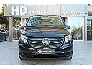 -HD MOTORLU ARAÇLAR- 0 KM VİTO TOURER 8 1 UZUN BASE PLUS Mercedes - Benz Vito Tourer 114 BlueTec Base Plus