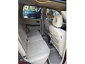 2002 model bakımlı. Muayene yeni kaza bela yok otomatik Nissan X-Trail 2.0 Luxury