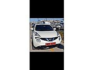 MEG AUTO GUVENCESIYLE ILK SAHIBINDEN Nissan Juke 1.6 Sky Pack
