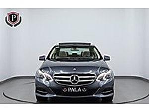 PALA OTO   2016 E180 CAM TAVAN K.ISITMA G.GÖRÜŞ FÜME 36.000KM Mercedes - Benz E Serisi E 180 Edition E