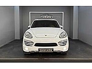 ÇANKARA DAN 2013 CAYENNE 3.0D TAM DOLU BOYASIZ VERGİ BARIŞLI Porsche Cayenne 3.0 Diesel