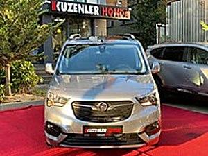 KUZENLER HONDADAN 2020 COMBO EXCELLENCE CAM TAVAN OTOMATİK  0  Opel Combo 1.5 CDTi Excellence