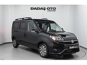 DADAŞ OTO  2 ADET 2020  O  KM MAXİ PREMİO PLUS 120 PS  18 FAT. Fiat Doblo Combi 1.6 Multijet Maxi Premio Plus