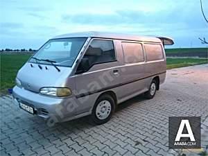 Hyundai H 100 2.5 Panelvan