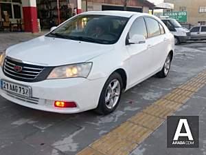 Yeni Kasa full Pakket Geely Emgrand EC7 bnzin-Lpg.  Çin Mercedesi