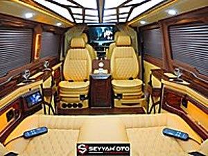 SEYYAH OTO 2020 Sıfır Transporter 150Hp Premium Vip Makam Aracı Volkswagen Transporter 2.0 TDI City Van Comfortline