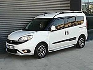 KILIÇ OTOMOTİVDEN SATILIK 2015 KOLTUK ISITMALI Fiat Doblo Combi 1.6 Multijet Trekking